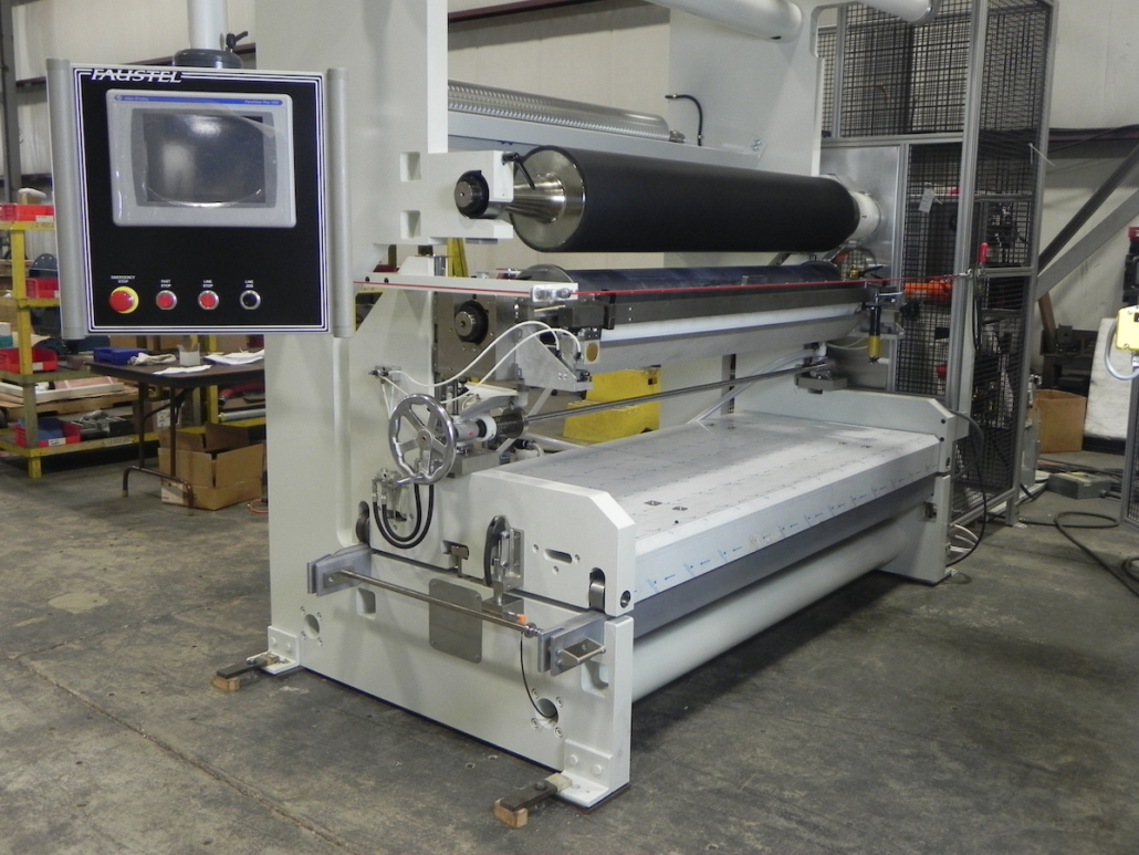 Variable Repeat Coater